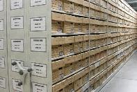 Hospital Archive Shelving