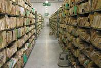 Medical Record Shelving