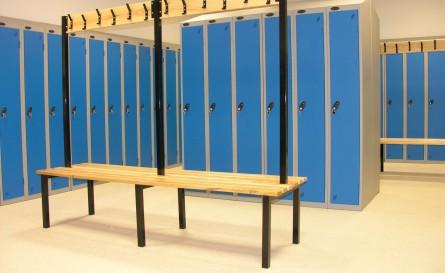 Hospital Storage Lockers