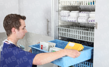 Hospital Consumable Storage